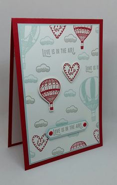 Stampin' Up! Demonstrator stampwithpeg : Theme Thursday – Lift me up Bundle, Up and Away