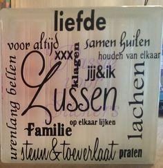 Collage van Zussen of Broer