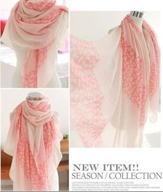 fb0e4452471bc New Fashion Women Scarves Soft Silk Floss Scarfs Wrap Shawl Stole Scarve  Pashmina Xmas Gift Shawls Bandana Hijab Foulard Bufanda