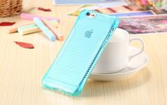 nice 5S SE Case Ultra Slim Anti-knock Clear TPU Phone Cases For Apple iPhone SE 5 5S Transparent Crystal Shock Proof Silicone 5S Case