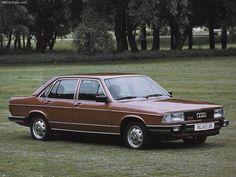 Audi 100 1979.