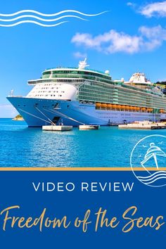 NEW! Amplified Freedom of the Seas Cruise Review Cruise Checklist, Cruise Tips, Cruise Travel, Cruise Vacation, Vacations, Liberty Of The Seas, Freedom Of The Seas, Southern Caribbean Cruise, Royal Caribbean Ships