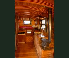 For Sale - Unique Yacht Quality Rolling Motor Home