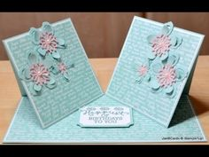 Let me show you how to make an easy fancy fold card that packs a real WOW! DAILY BLOG: www.janbcards.com EMAIL: janb@janbcards.com 24/7 ONLINE STAMPIN' UP! S...