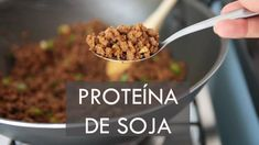 Como Preparar Proteína de Soja | por Isa Ribeiro - Na nossa vida