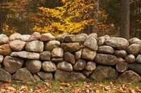 How to Dry-Stack a Retaining Wall With Local Stone | eHow
