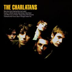 The Charlatans – The Charlatans – Last.fm で音楽と出会う!