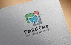 Dental Care Logo by GladicMonster on photoshoplady