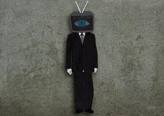 TV Man by Jade Thomson
