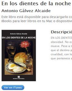 En los dientes de la noche, de Antonio Gálvez Alcaide