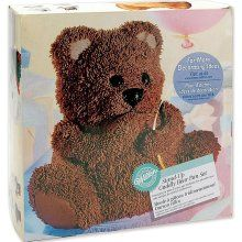 Crazy About Cupcakes: Tales of A Little Teddy Bear Cake Pan