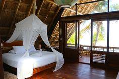 ahau hotel room suite beachfront balcony tulum mexico