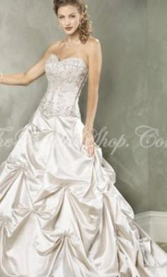 48b98abb1fe2 Maggie Sottero Emme 22: buy this dress for a fraction of the salon price on