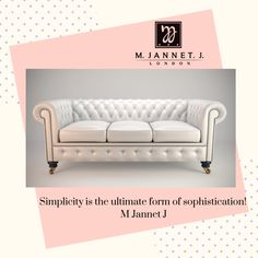 ✨Simplicity is the ultimate form of sophistication!✨ 📣 Visit our #website to find more about our products 🤜www.mjannetj.com  🛋️ 🛋️ 🛋️ #Mjannetj #ChesterfieldSofa #Sofas #LuxuryBrand #Leathersofa #sofas #sofa #decor #interiordesign #furniture #design #homedecor #leatherchesterfieldsofa #chesterfeildsofa #buttonedsofa #handcraftedsofa #britishdesign #luxuryfurniture #luxury #luxueyinterior #luxurysofa #interiordurniture #tuftedsofa #classicsofa #vintagesofa #sofa #leathersofa