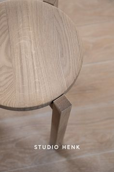 The Base Stool is made with high quality craftsmanship and a versatile and practical design. This stool is perfect for stylish and minimalistic interiors. Shop this stool now on Studio HENK's webshop. #studiohenk #craftsmanhip #basestool #stool #versatile #minimalism #slowliving #oak #sustainable #furniture #dutchdesign Natural Oils, Natural Light, Soft Chair, Slow Living, Minimalist Interior, Interior Styling, Craftsman, Stool, Sustainable Furniture