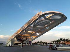 Museum of Tomorrow - Rio de Janeiro Brazil