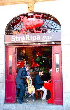 StraRipa Bar, Milan, Italy