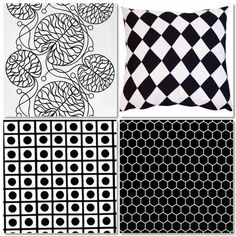 Black & white patterns