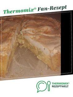 Rhabarberkuchen mit Schmand und Baiser von Mamasamira. Ein Thermomix ® Rezept aus der Kategorie Backen süß auf www.rezeptwelt.de, der Thermomix ® Community.