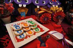 Slugterra Themed 7th Birthday Party with Lots of Awesome Ideas via Kara's Party Ideas | KarasPartyIdeas.com #SlugParty #BoyParty #PartyIdeas (7)