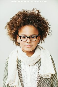 The Joyce Frame // inspired eyewear for children // www.jonaspauleyewear.com