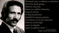 Ümit Kaftancıoğlu #eskimeyensozler #edebiyat #kitap #siir
