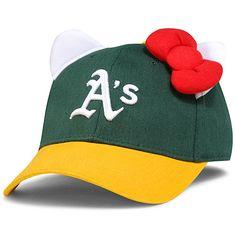 Oakland Athletics Hello Kitty Cap
