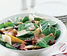 Artichoke, Fennel, And Crispy Prosciutto Salad Recipe — Dishmaps