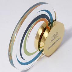 Acrylic Awards, Laminated Acrylic Awards & Financial Tombstones – EFX
