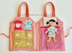 Les Fleurs Rebelles   Blog Lifestyle: Maisons de poupées, quelques inspirations de créas.