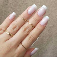 French manicure acrylic