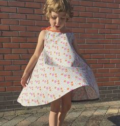 The Dolores Dress (kids) pdf sewing pattern