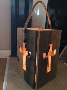 Small Lanterns, Rustic Lanterns, Rustic Candles, Large Candles, Rustic Candle Holders, Lantern Candle Holders, Candle Lanterns, Rustic Shed, Rustic Cross