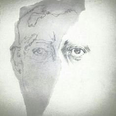 A drawing with the right and left hand.
