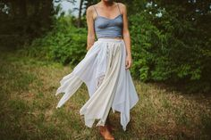 Sincerely, Kinsey: Layered Lace Skirt DIY // i could see this being a cool/good way to make use of scrap/remnant fabrics as well as the author's original intent.