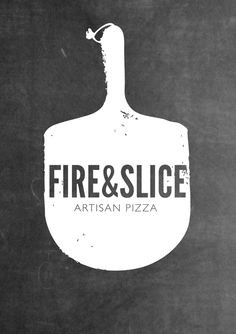 Logo design for a lovely rustic artisan pizza company…