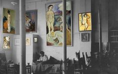 Must go to Grand Palais when in France - Matisse, Picasso, and other Stein favorites.