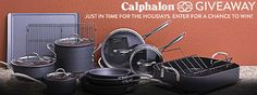 Calphalon Cookware Package - Whole Mom