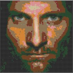 Lego Aragorn Gollum Mosaic Smaug Lord of the Rings by FanVictory on Etsy https://www.etsy.com/listing/258289950/lego-aragorn-gollum-mosaic-smaug-lord-of