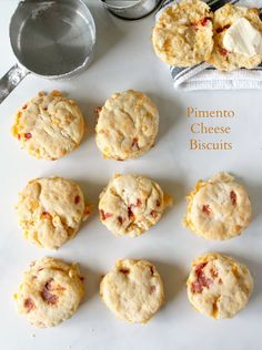 The Kitchen Prep: Pimento Cheese Biscuits | King Arthur Flour #BetterBiscuits