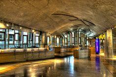 Main hall - Scottish Parliament