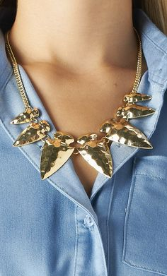 #statement #necklace on www.shoppublik.com
