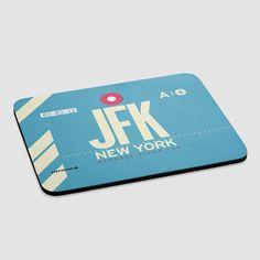 JFK - Mousepad