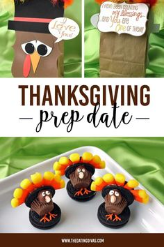 Fun & creative ideas for Thanksgiving from The Dating Divas Dating Divas, Love Yourself First, Free Printables, Prepping, Thanksgiving, Activities, Creative, Desserts, Recipes