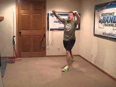 3 Best Shoulder Friendly Exercises - Resistance Band Training