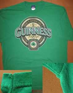 """""""There's nothing like a Guinness"""""""