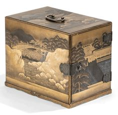 Japanese Design, Japanese Art, Japanese Things, Decorative Objects, Decorative Boxes, Japanese Furniture, Cabinet Boxes, Antique Boxes, Laque