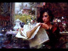 Richard Schmid - oil painting http://www.RichardSchmid.com