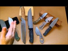 Knife Making Tutorial - How to Make and Sell Custom Knives