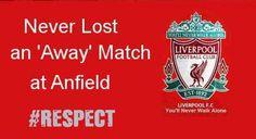 liverpool #respect